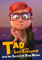 Tad the Lost Explorer and the Secret of King Midas (English Version)